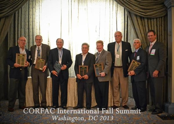 Rector Phillips Morse, Inc. Wins Gold CORFAC International Award